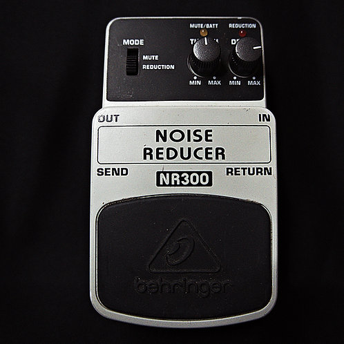 Pedal - Noise Reducer Behringer (USED by Prika Amaral)