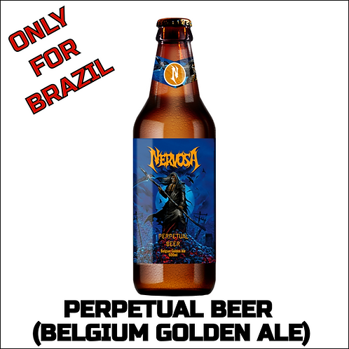 CERVEJA - Perpetual Beer (Belgium Golden ALE)