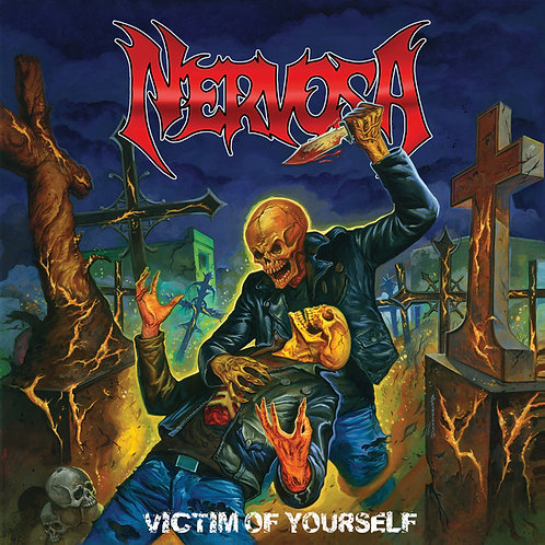 CD VICTIM OF YOURSELF (2014)