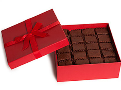 Caramel Brownies Box of 12, 24 or 40