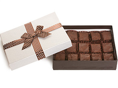 Caramel Brownies Gift Box (Sizes Available)