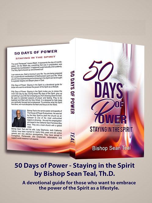 50 Days of Power (E-Copy)