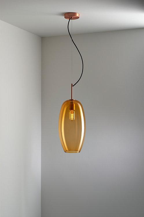 Ilona Aurora Yellow Pendant Light
