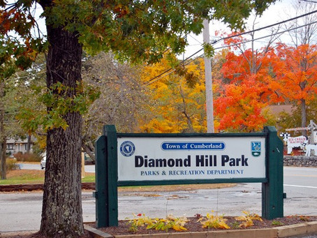Senator Pearson, Rep. Marszalkowski announce funding to improve Diamond Hill Park with DEM Director