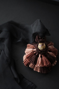 Chocolate Tassel
