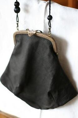 がま口革BAG