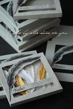 Featherカード