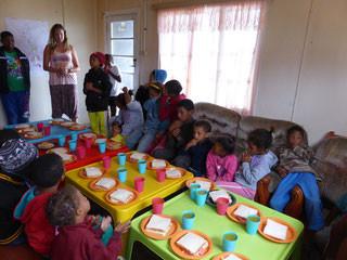 Das neue Projekt: Karatara - Suppenküche und Ausbildungsunterstützung und Freizeitbereicherung