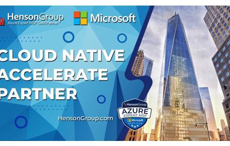 Cloud Native Accelerate Partner