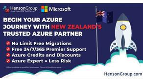 Begin Your Azure Journey: New Zealand