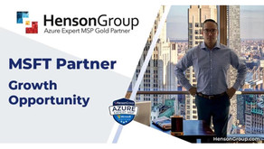 MSFT Partner Growth Opportunity