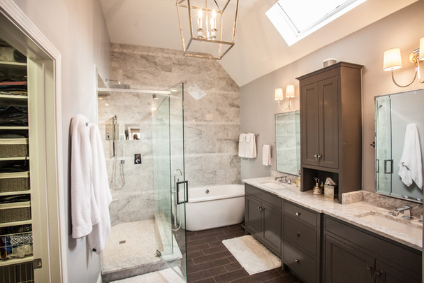 Figur Construction Bathroom Remodel
