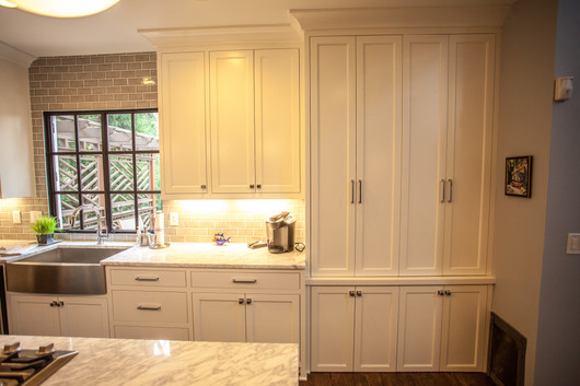 Figur Construction Kitchen Remodel