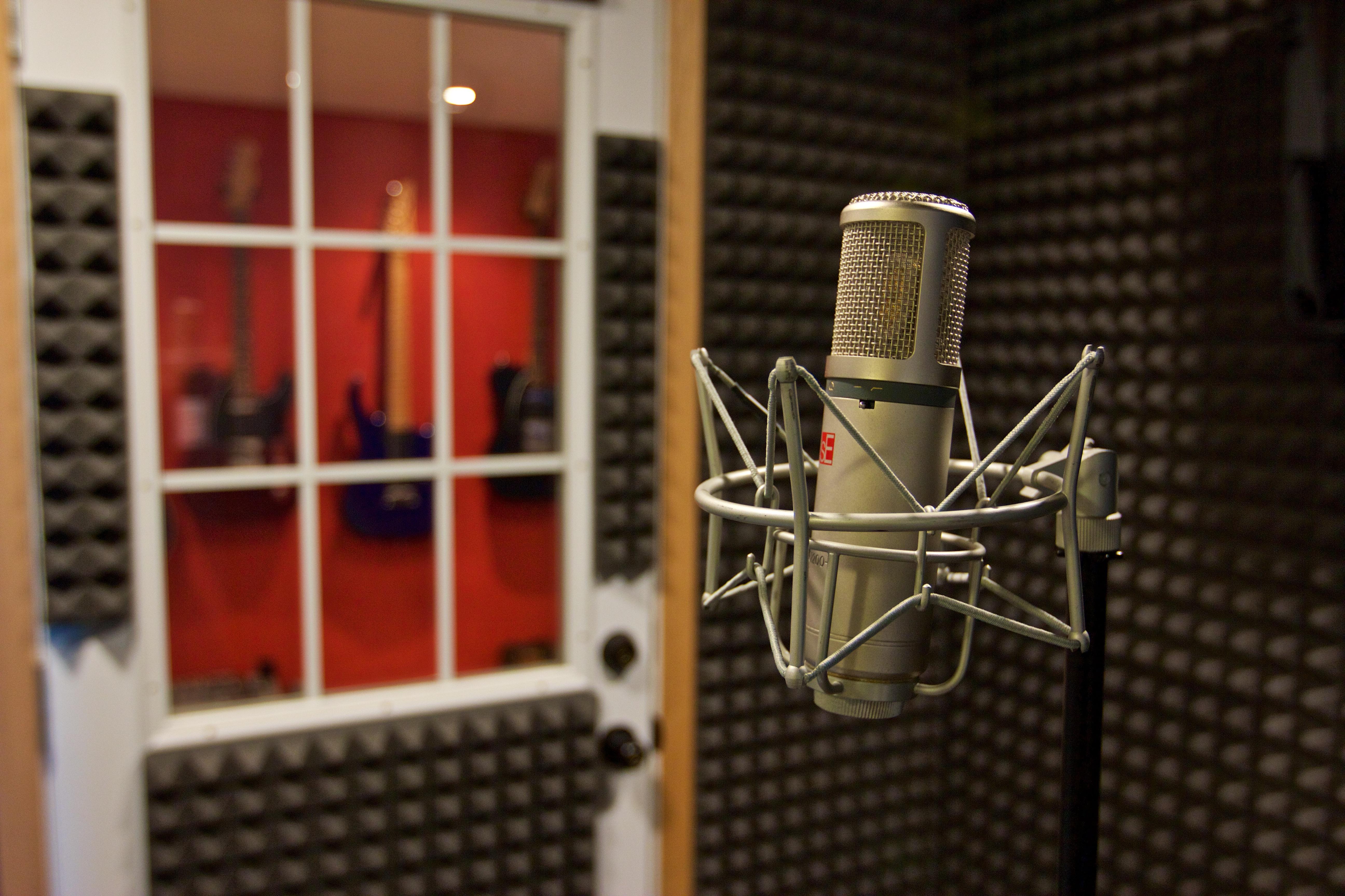 Ridgeline Audio Studio's Booth