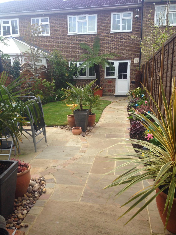 Garden Design_Patio_Planting