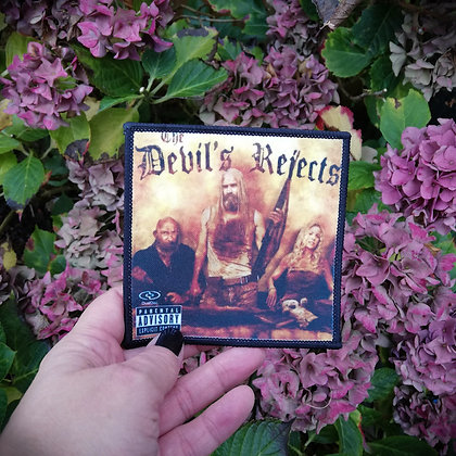 The Devils Rejects album cover Printed Patch