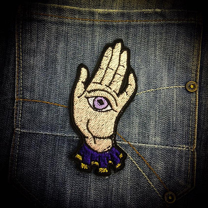 Hand Eye Patch