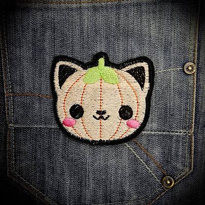 Pumpkin Kitty Patch