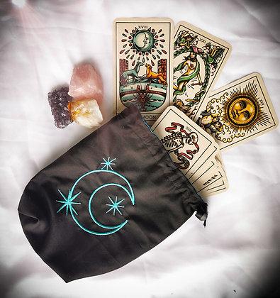 Blue Moon Tarot Bag