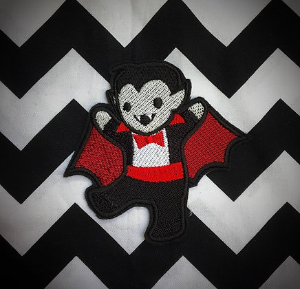 Too Cute Vampire Patch