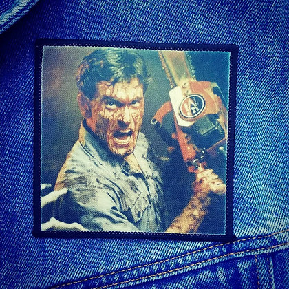Evil Dead Printed Patch