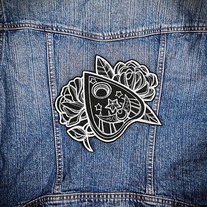 Ouija Planchette Back Patch