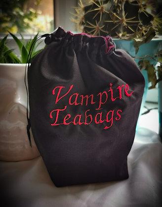 Vampire Teabags Menstruation Bag