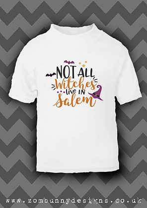 Not all Witches Children's T shirt