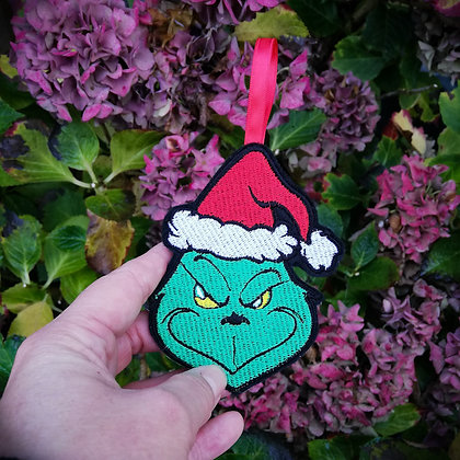 The Grinch Hanging Decoration