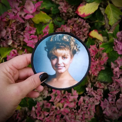 Twin Peaks, Laura Palmer Printed Patch
