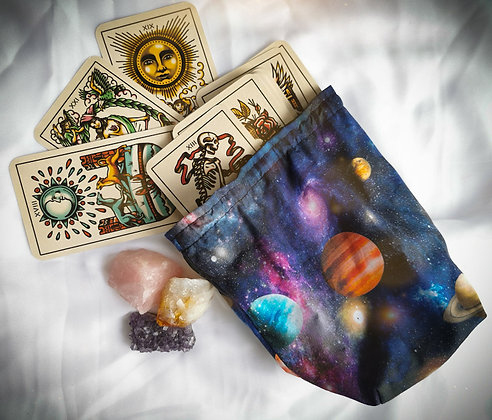 Space Tarot Bag