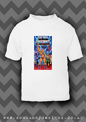 Masters of the Universe Children's T shirt
