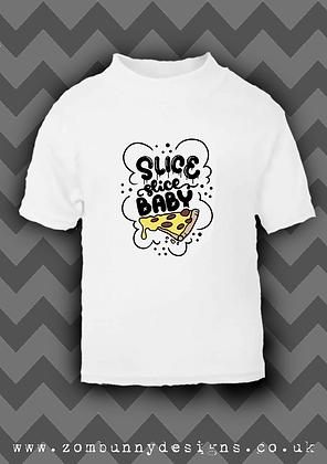 Pizza Slice Children's T shirt