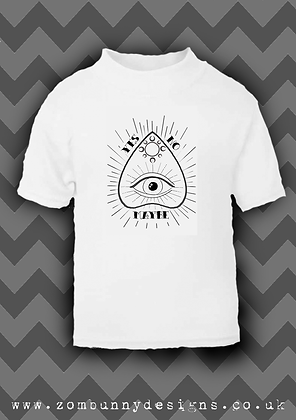 Ouija Planchette Children's T shirt