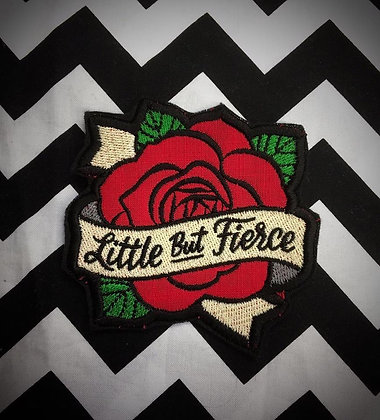 Little But Fierce Patch