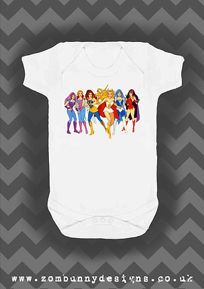 She-Ra Baby Vest