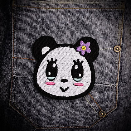 Cute Panda Patch