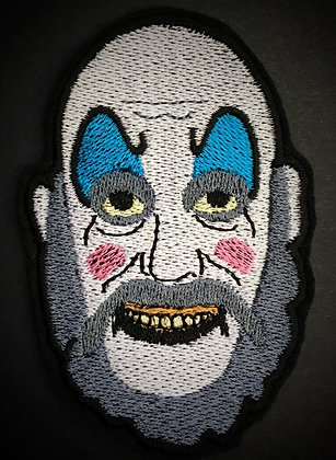 Rob Zombie Captain Spaulding Patch