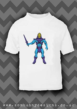 Skeletor Children's T shirt