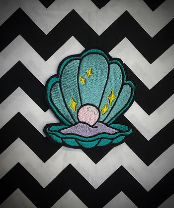 Oyster Shell Patch