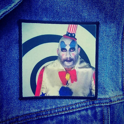 Captain Spaulding Printed Patch