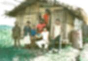 パプアニューギニアファミリー