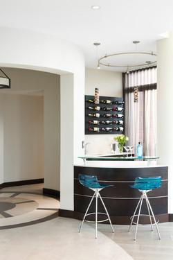 Alberni Penthouse - Isometrix Design