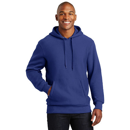 Sport-Tek - Super Heavyweight Pullover Hooded Sweatshirt - Royal