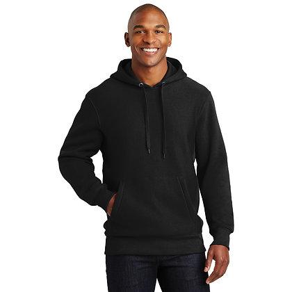 Sport-Tek - Super Heavyweight Pullover Hooded Sweatshirt - Black