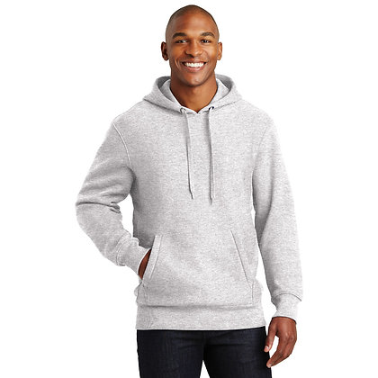 Sport-Tek - Super Heavyweight Pullover Hooded Sweatshirt - Athletic Heather