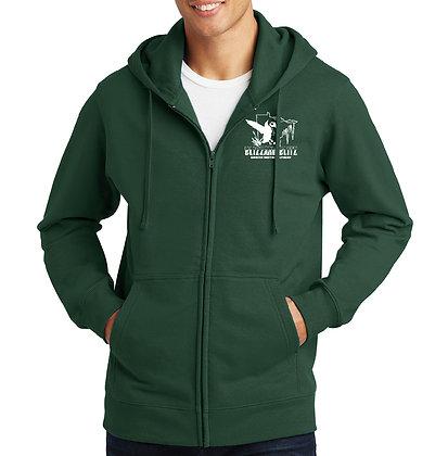 DU - Full-Zip Hooded Sweatshirt