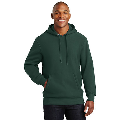Sport-Tek - Super Heavyweight Pullover Hooded Sweatshirt - Dark Green