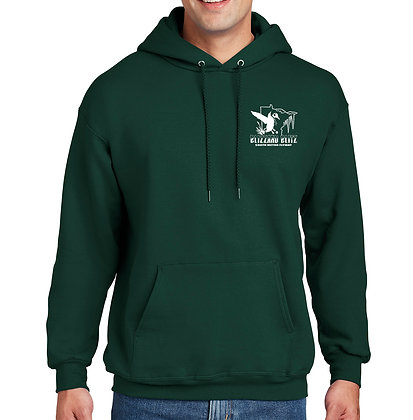 DU - Pullover Hooded Sweatshirt