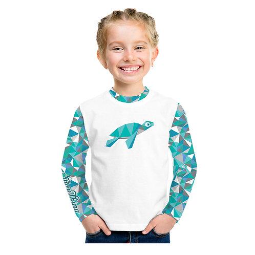 PolyCamo Sea Turtle Performance Shirt